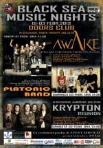 Black Sea Music Nights în Club Doors din Constanţa