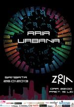Concert Aria Urbană în Club Zona din Iaşi