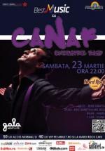 Concert Canaf & Excentric Band la Hard Rock Cafe din Bucureşti