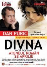 Concert de Paşte – Divna la Ateneul Român din Bucureşti