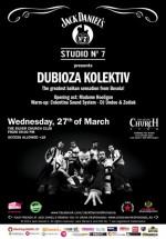 Concert Dubioza Kolektiv (Balkan Party) în The Silver Church din Bucureşti
