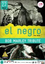 Tribut Bob Marley by El Negro în Club Fabrica din Bucureşti