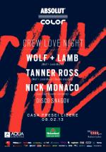 Wolf + Lamb, Tanner Ross şi Nick Monaco la Bucureşti (CONCURS)