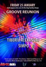 Groove Reunion în Cappucinni Club din Bucureşti