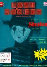 Lansare album Lost Society în Panic! Club din Bucureşti