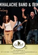 Concert Irina Sârbu & Marius Mihalache în Godot Cafe-Teatru din Bucureşti