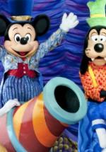 Opt reprezentaţii Disney Live! Mickey's Magic Show la Bucureşti
