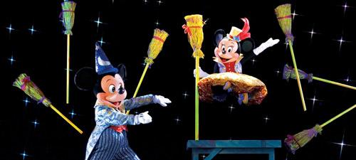 Categorii de bilete aproape sold-out pentru toate reprezentaţiile Mickey's Magic Show