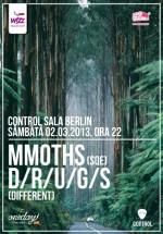New Pop Order cu Mmoths în Control Club din Bucureşti