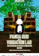 Panda Dub meets Vibration Lab în Control Club din Bucureşti