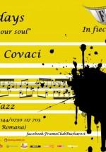 Piano Sundays în Frame Club din Bucureşti