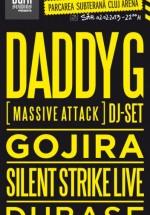 Daddy G (Massive Attack DJ Set) la Cluj-Napoca