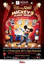 Disney Live! Mickey's Magic Show la Bucureşti