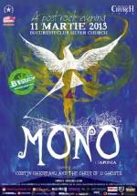 Concert Mono în The Silver Church din Bucureşti