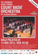 Concert The Legendary Count Basie Orchestra la Sala Palatului din Bucureşti