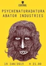Psychenaturadatura şi Abator Industries în Control Club din Bucureşti