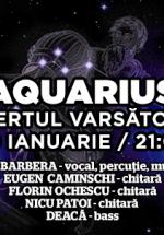 Concert Aquarius în Club Tribute din Bucureşti