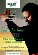 Concert Pilar Diaz Romero – Baila la Luna în Green Hours 2 din Bucureşti