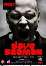 Dave Seaman în Red Club din Bucureşti