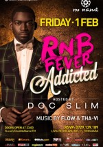 R'N'B Fever Addicted în Club No Name din Timişoara