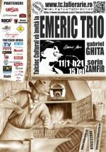 Concert Emeric Trio La Fierărie din Suceava