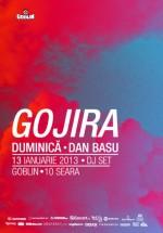 Gojira DJ Set în Club Goblin din Bucureşti