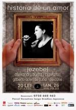Concert Historia de un Amor cu Jezebel în Tête-à-Tête din Bucureşti