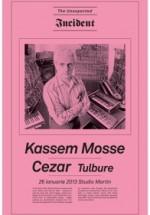 The Unexpected Incident – Kassem Mosse în Studio Martin din Bucureşti