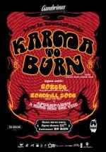 Karma to burn în Gambrinus Pub din Cluj-Napoca