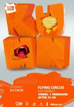 Concert KUMM în Flying Circus Pub din Cluj-Napoca