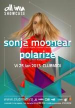 Sonja Moonear în Club Midi din Cluj-Napoca