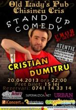 Stand-Up Comedy în Old Lady's Pub din Chişineu Criş