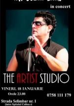 Concert Tavi Colen Band în The Artist Studio din Bucureşti