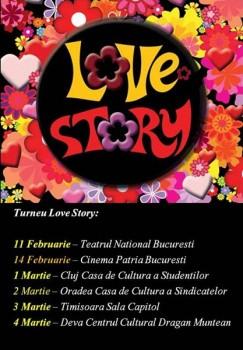 Turneu Love Story – Direcţia 5
