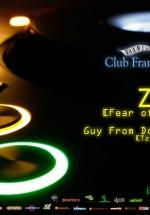 Zece şi Guy from Downstairs în Frame Club din Bucureşti