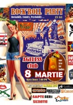 Concert Las Pistolas de Ziua Femeii în Ageless Club din Bucureşti – ANULAT
