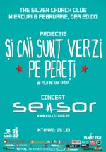 Concert Sensor în The Silver Church din Bucureşti