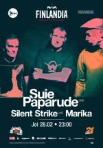 Concert LIVE Şuie Paparude în Studio Martin din Bucureşti
