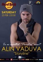 Concert Alin Văduva în Hard Rock Cafe din Bucureşti
