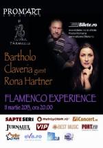 Flamenco Experience la Clubul Ţăranului din Bucureşti