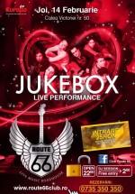Concert Jukebox în Route 66 din Bucureşti