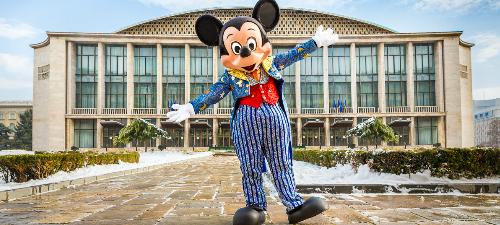 Reguli de acces şi program Mickey's Magic Show la Bucureşti