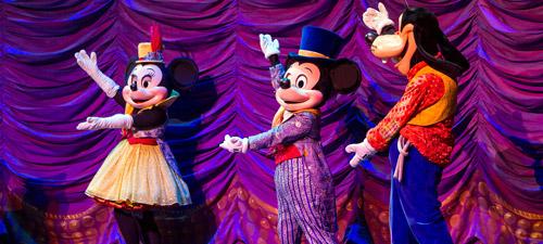 POZE: Mickey's Magic Show la Bucureşti