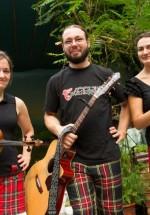 Concert Shannon Ceili Band în Club Zappa din Bucureşti