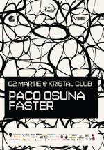 Paco Osuna în Kristal Club din Bucureşti