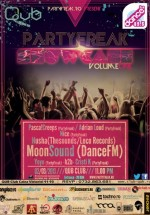Party Freak Showcase vol. 1 în Qub Club din Bucureşti