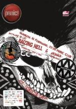 Concert Raizing Hell în Panic! Club din Bucureşti