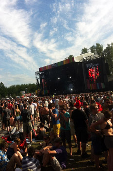 Rock Werchter - Foto: musicfestivals.be
