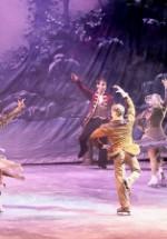 RECENZIE: Lacul Lebedelor în interpretarea The Imperial Ice Stars la Sala Palatului (POZE)