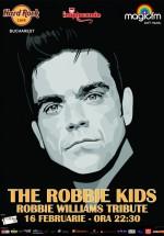 Concert The Robbie's Kids în Hard Rock Cafe din Bucureşti